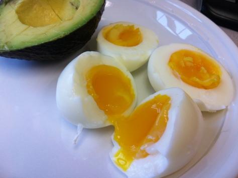 softboiled egg